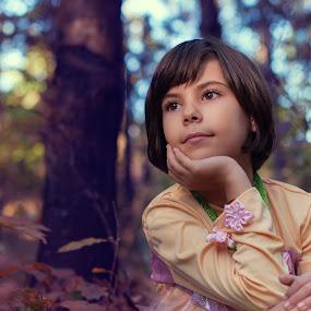 Fairy tale by Bogdan Negoita - Babies & Children Child Portraits (  )