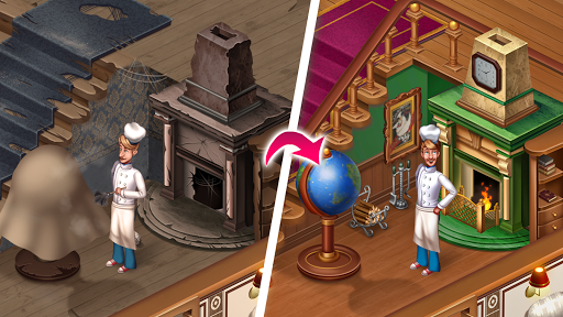 Cooking Team - Chef's Roger Restaurant Games screenshot 2