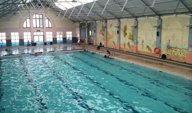 Heated Pools Natural Hot Springs And Idyllic Spa And Roman Baths To Warm You Up This Winter