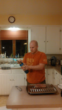 Photo: As far as kitchens go, this is as manly as it gets.