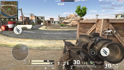 Sniper Shoot Action Strike  screenshots 6