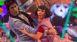 Debbie McGee feeling 'washed out' ahead of Strictly Come Dancing final