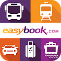 Easybook™ Bus|Train|Car|Ferry icon