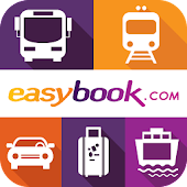 Easybook™ Bus|Train|Car|Ferry