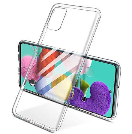 Samsung Galaxy A71 - Robust Floveme Silikonskal