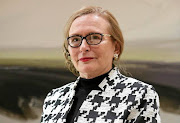 Helen Zille has launched á podcast and it's already a hit.