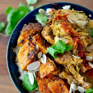 Crock Pot Moroccan Chicken Thighs Recipes