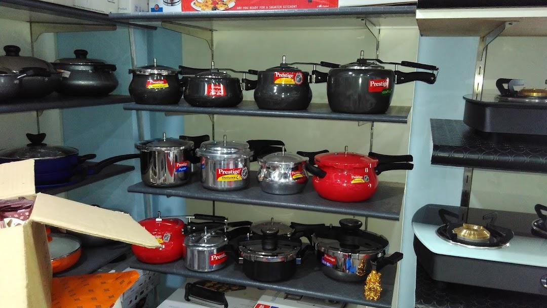 PRESTIGE SMART KITCHEN NEWTOWN SALTLAKE - Kitchen Appliance ...