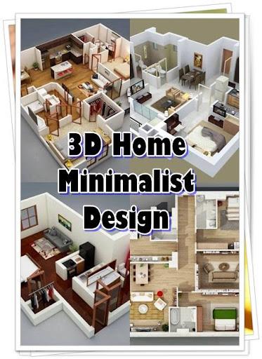 3D Home Minimalist Design