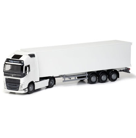 Volvo FH/750 Semi Box, Vit