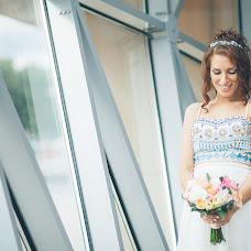 Wedding photographer Aleksandra Mikhalchuk (alexatmn). Photo of 06.10.2016