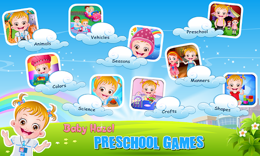 Baby Hazel Learn Animals Game - Free Online Baby Games