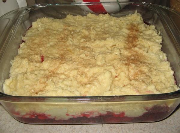 Cake:Combine flour,baking powder, baking soda, salt, cinnamon and sugar in a mixing bowl. Cut...