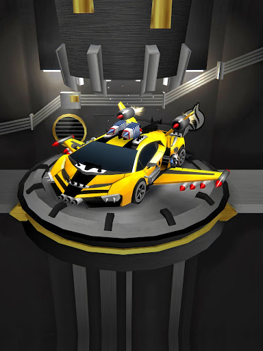 Chaos Road: Combat Racing 1.4.2 screenshots 9