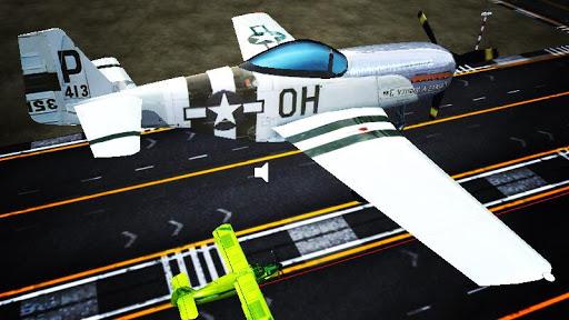 飛行機レーシング