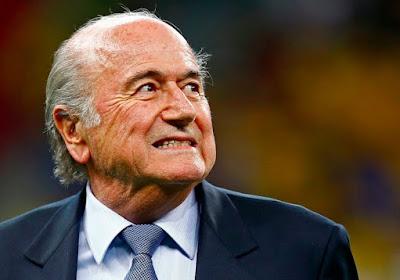 Blatter condamne les incidents racistes de ces derniers jours