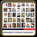Cumhuriyet Dönemi Yazarları icon