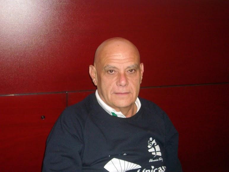 Piero Molducci, un grande del voleibol.