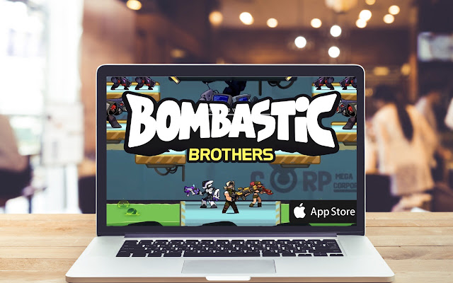 Bombastic Brothers HD Wallpapers Game Theme