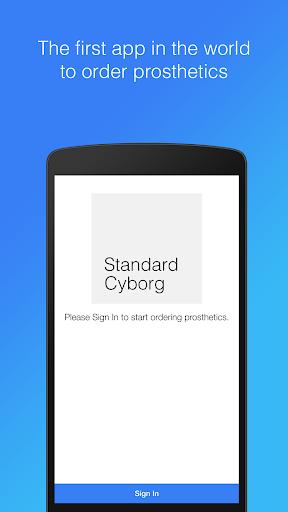 Standard Cyborg - Prosthetics