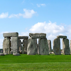 Stonehenge by Lori Nordlund - Buildings & Architecture Public & Historical