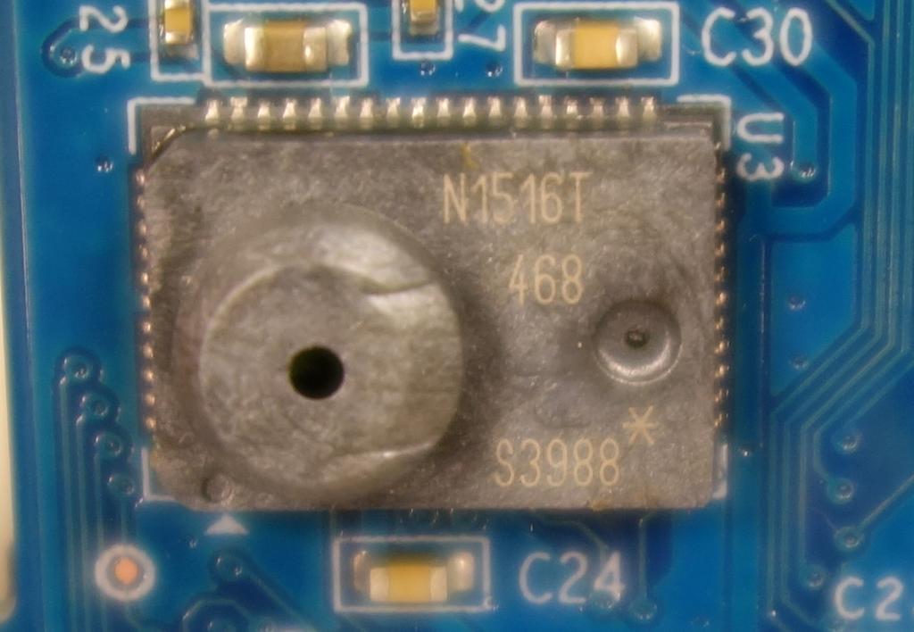 Cảm biến Pixart S3988
