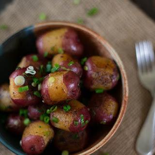 Sautéed Baby Red Potatoes