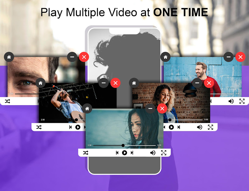 Video PopUp Player Screenshot 2