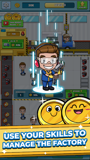 Idle Worker Tycoon screenshot 3