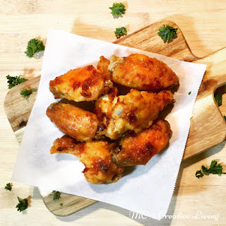 Thai Garlic Chicken Wings Recipes.