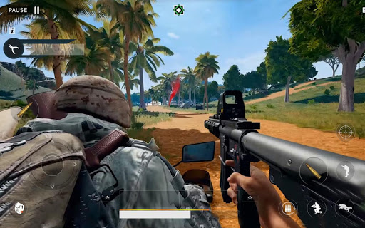 Survival Free Fire Squad Survival 3D 2.0 screenshots 7