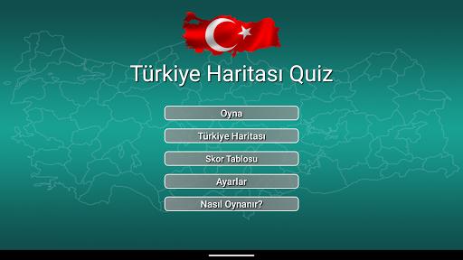 Türkiye Haritası Quiz  screenshots 1