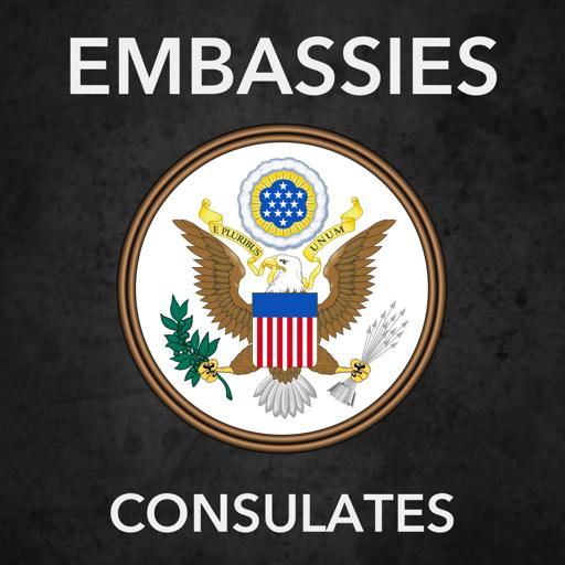 USA embassies consulate