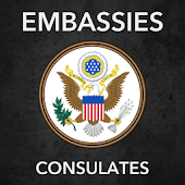 USA embassies consulate