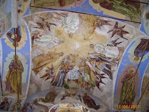 Photo: Самообновляющиеся фрески Троицкого собора