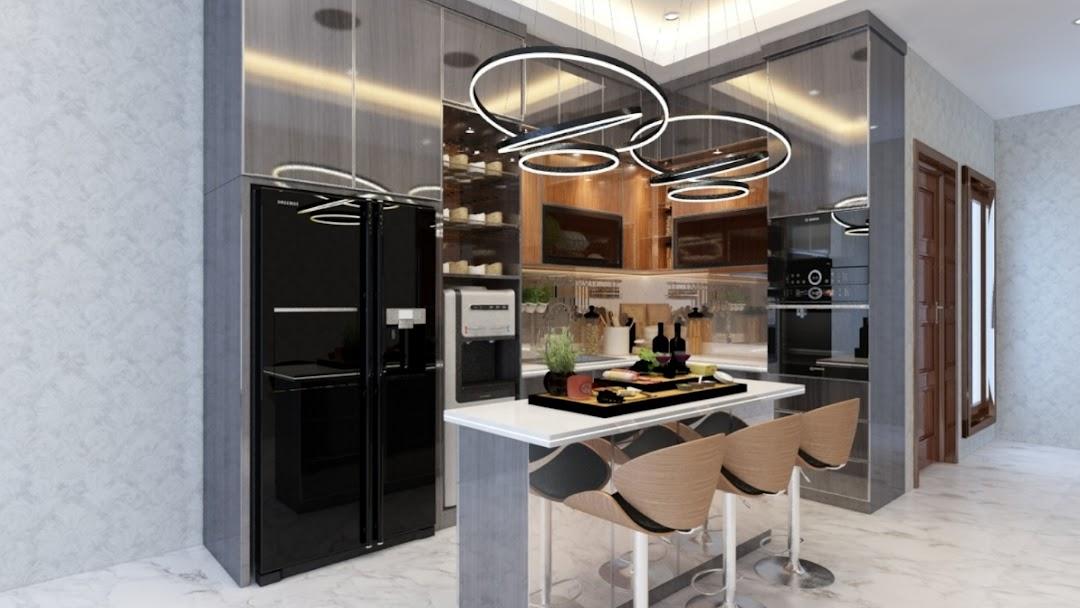 Kitchenset Balikpapan Kantor Perusahaan
