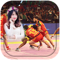 Kabaddi Ground Photo Frames icon