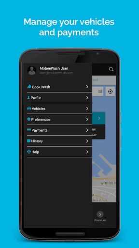 MobeeWash 0.9.2 screenshots 2