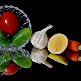Mix curry by SANGEETA MENA  - Food & Drink Ingredients