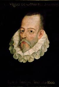 Cervantes, la búsqueda