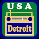 USA Detroit Radio icon