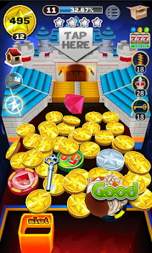 AE Coin Mania : Arcade Fun APK screenshot thumbnail 3