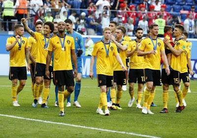 Avec 10 buteurs différents durant cette Coupe du Monde, la Belgique entre dans l'histoire !