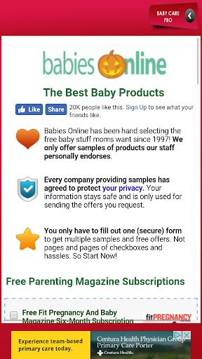 玩免費遊戲APP|下載Pregnancy & Parenting A Baby app不用錢|硬是要APP