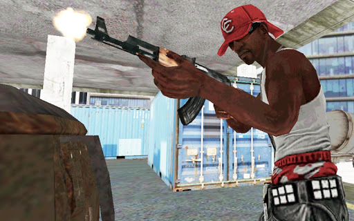 San Andreas: Gangster Shooting