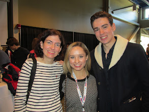 Photo: With Caitlin Fields and Ernie Utah Stevens