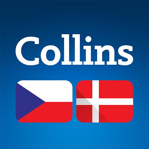Collins Czech<>Danish Dictionary Icon