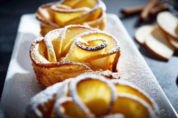Apple Rose Tarts Recipe