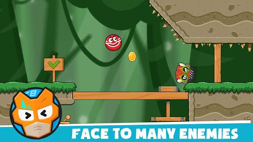 Ball Hero Adventure - Bounce Ball 6 Jump For Love apktram screenshots 2