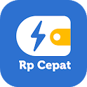 RpCepat : Simple Wallet icon